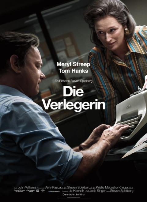 Die Verlegerin Kino Berlin