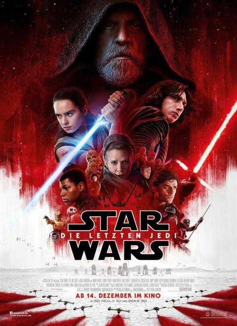 Star Wars Episode VIII: Die letzten Jedi