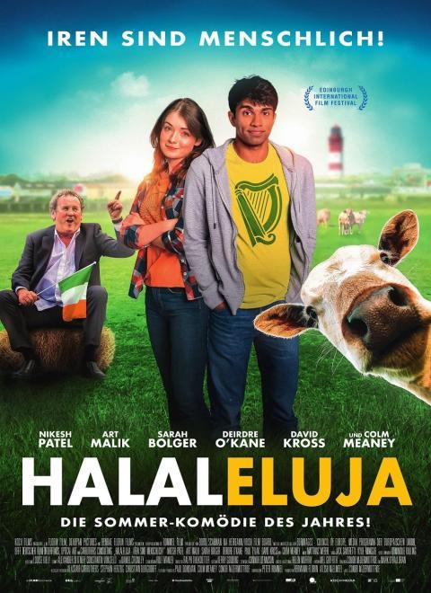 Halaleluja – Iren sind menschlich!