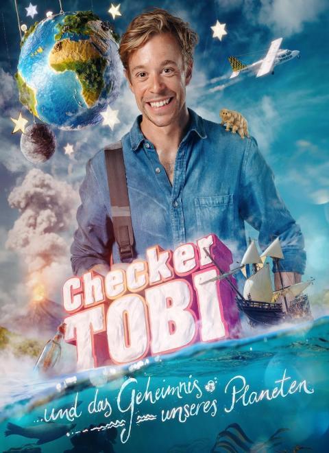 Checker Tobi und das Geheimnis der Planeten