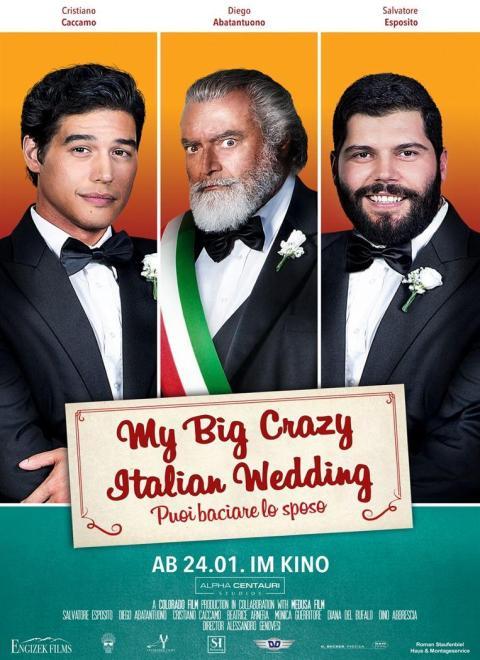 My Big Crazy Italian Wedding