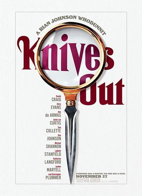 Knives Out - Ein Mord zum Dessert
