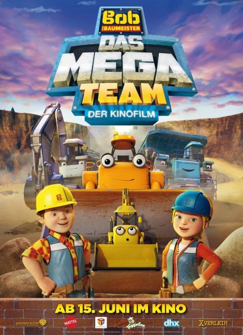 Bob der Baumeister - Das Megateam