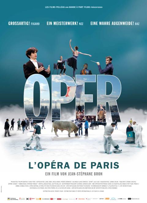 Oper – L'Opéra de Paris