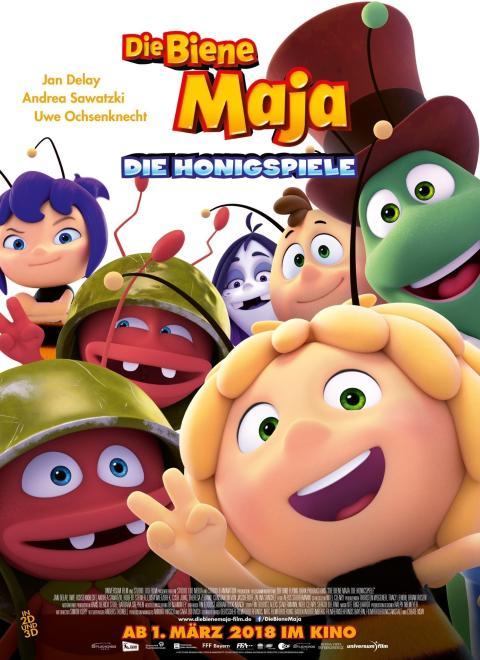 Die Biene Maja – Die Honigspiele