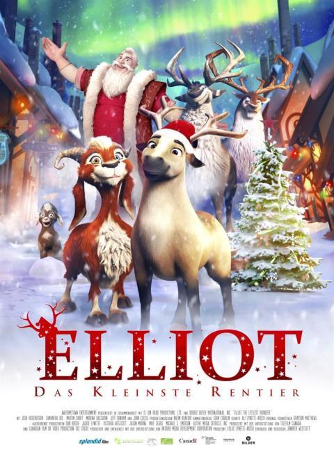 Elliot – Das kleinste Rentier