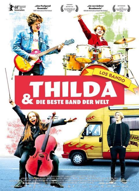 Thilda & die beste Band der Welt