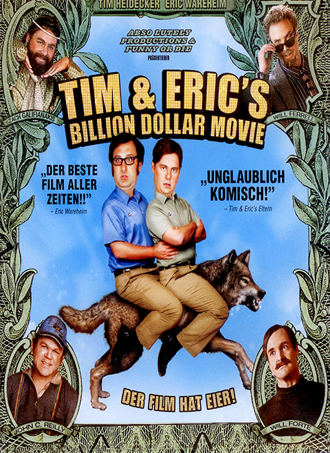 Tim & Eric s Billion Dollar Movie