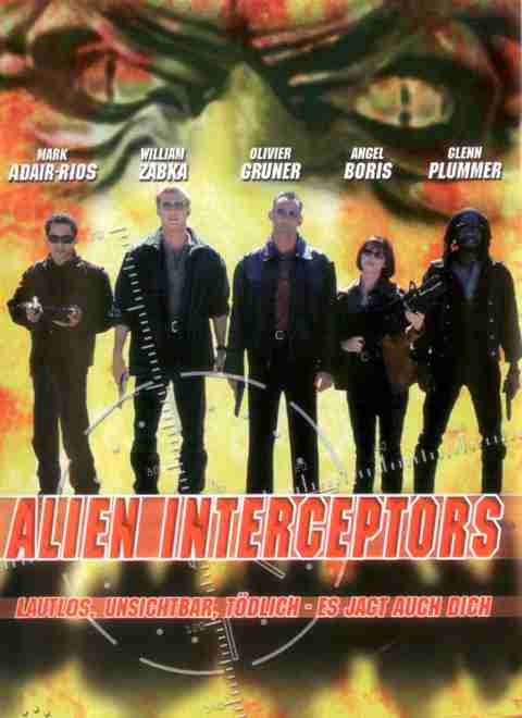 Alien Interceptors