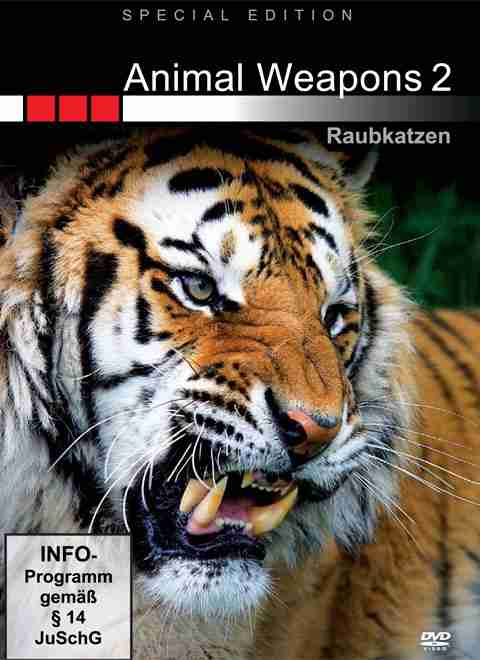 Animal Weapons 2 - Raubkatzen