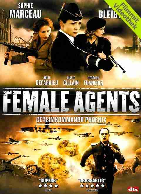 Female Agents - Geheimkommando