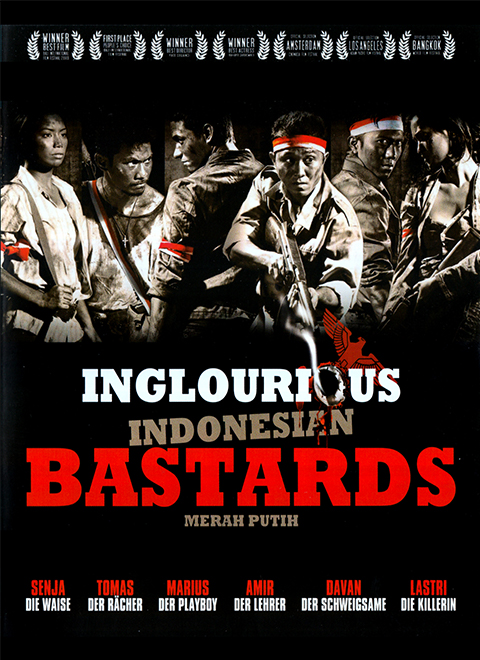 Inglourious Indonesian Bastards