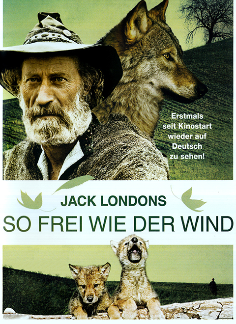 Jack London - So frei wie der Wind