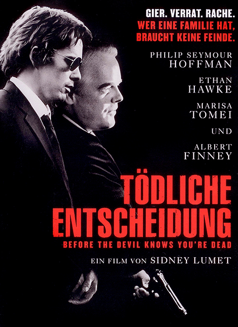 Tödliche Entscheidung - Before the Devil knows You're Dead