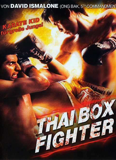 Thai Box Fighter