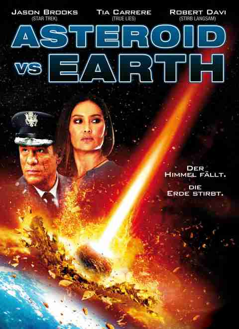 Asteroid vs Earth