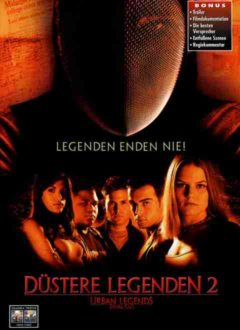 Duestere Legenden 2 - Urban Legends: Final Cut