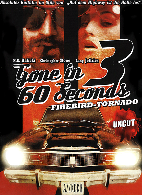 Gone in 60 Seconds 3 - Firebird-Tornado